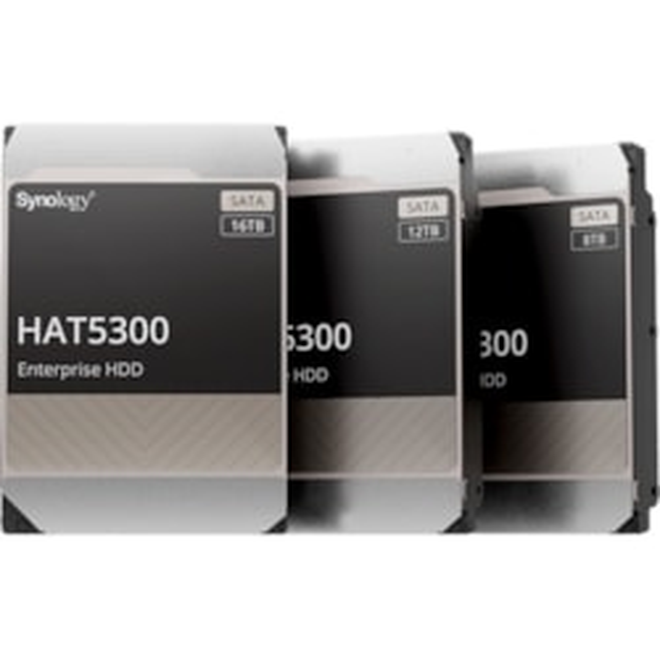 "Synology HAT5300-16T 16 TB Hard Drive - 3.5"" Internal - SATA (SATA/600)"