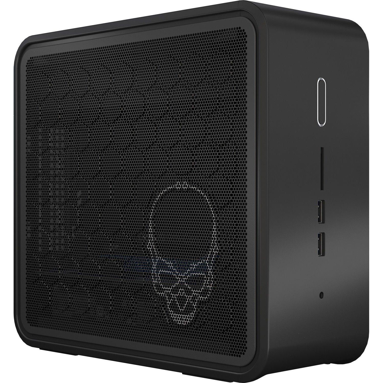 Intel NUC 9 Extreme NUC9i5QNX Gaming Barebone System - Mini PC - Intel Core i5 9th Gen i5-9300H