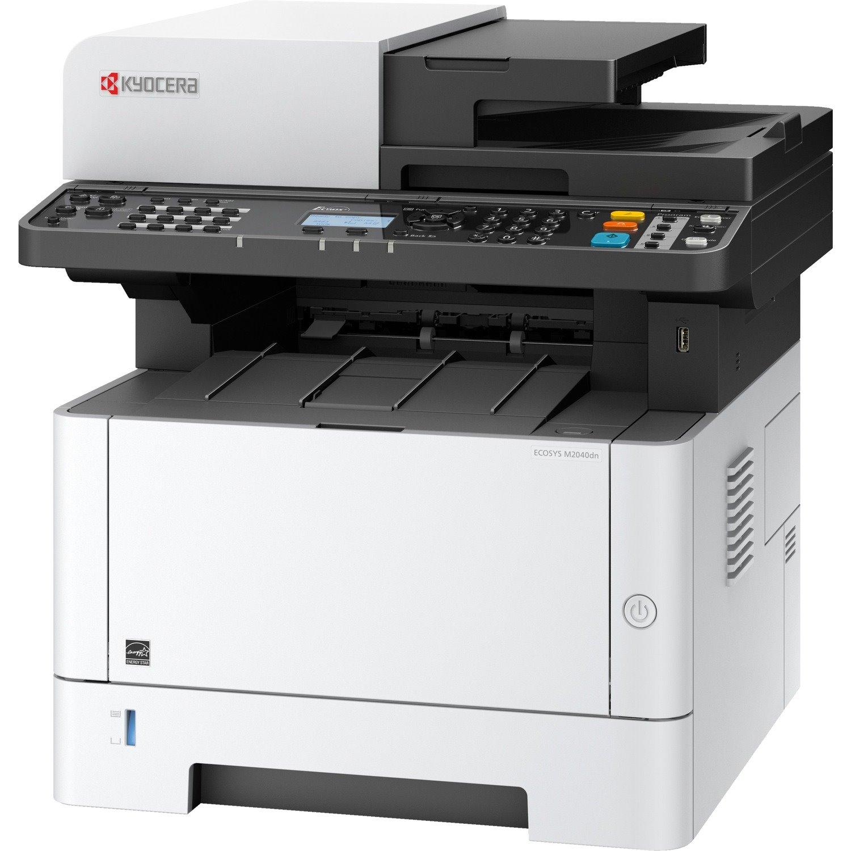 Kyocera Ecosys M2040dn Laser Multifunction Printer - Monochrome