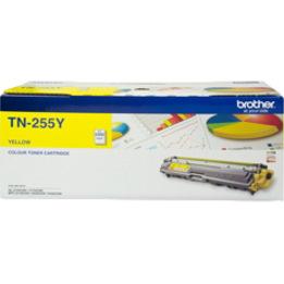 Brother TN255Y Original Toner Cartridge - Yellow
