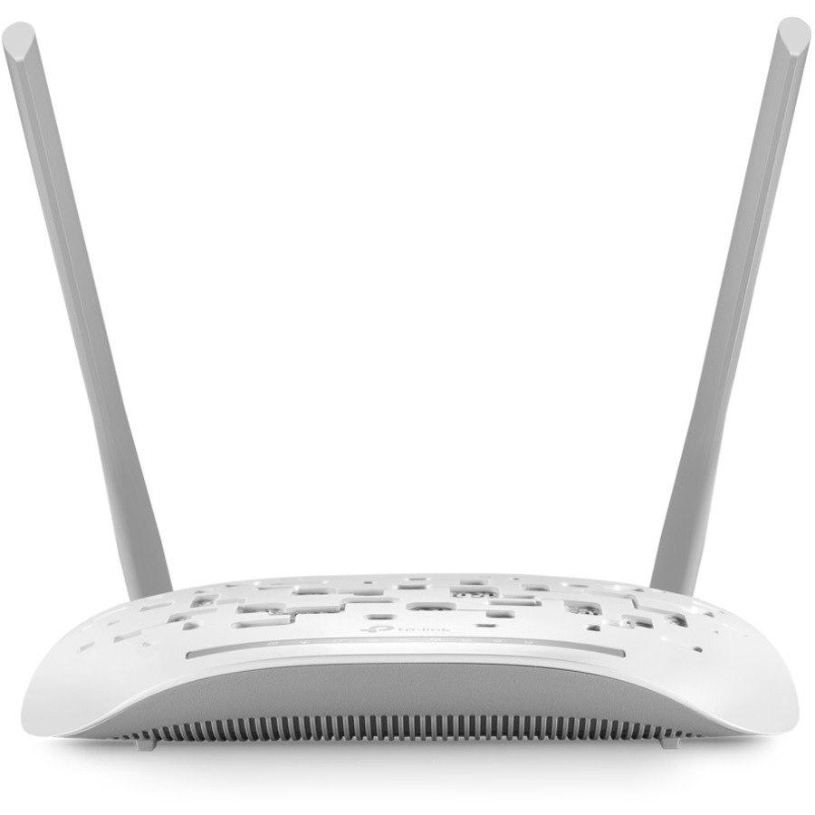 TP-Link TD-W8961N Wi-Fi 4 IEEE 802.11n ADSL2+ Modem/Wireless Router