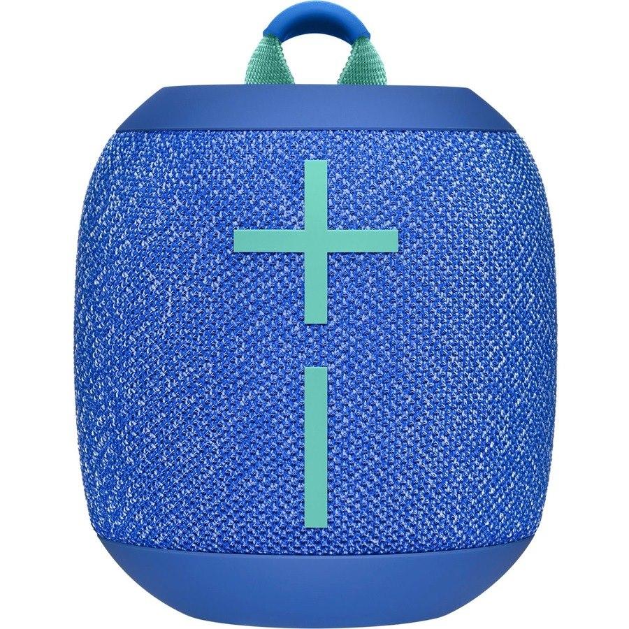 Ultimate Ears WONDERBOOM 2 Portable Bluetooth Speaker System - Bermuda Blue