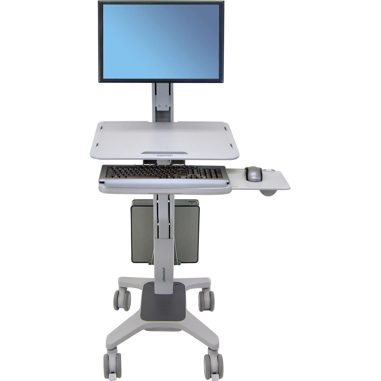 Ergotron WorkFit-C Computer Stand