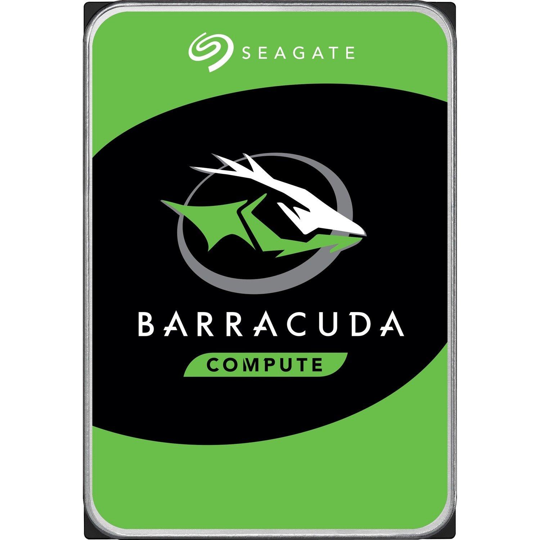 "Seagate BarraCuda ST8000DM004 8 TB Hard Drive - 3.5"" Internal - SATA (SATA/600)"