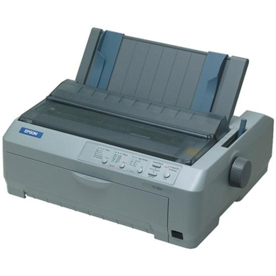 Epson FX-890 9-pin Dot Matrix Printer - Monochrome - Energy Star