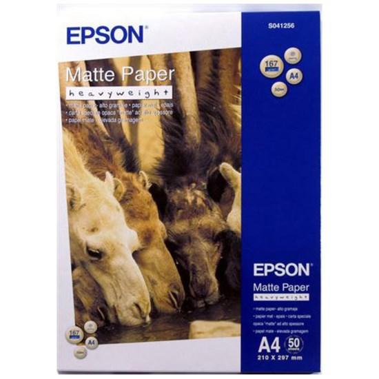 Epson C13S041256 Inkjet Matte Paper