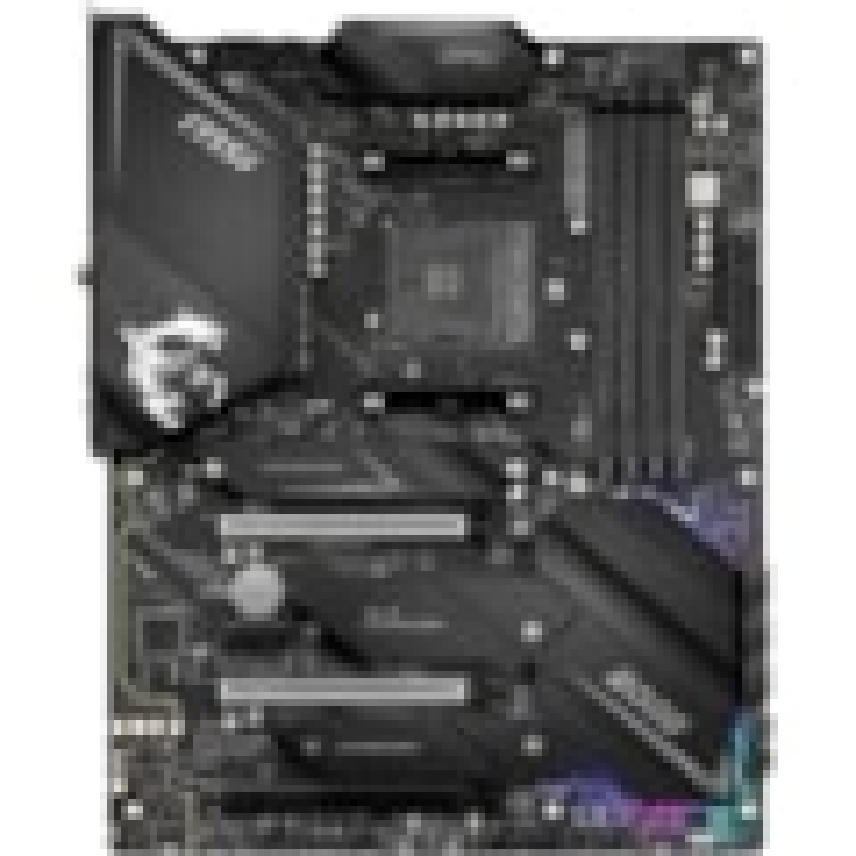 MSI MPG X570S EDGE MAX WIFI Desktop Motherboard - AMD Chipset - Socket AM4 - ATX