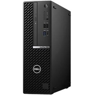Dell OptiPlex 7000 7080 Desktop Computer - Intel Core i5 10th Gen i5-10500 Hexa-core (6 Core) 3.10 GHz - 16 GB RAM DDR4 SDRAM - 256 GB SSD - Small Form Factor