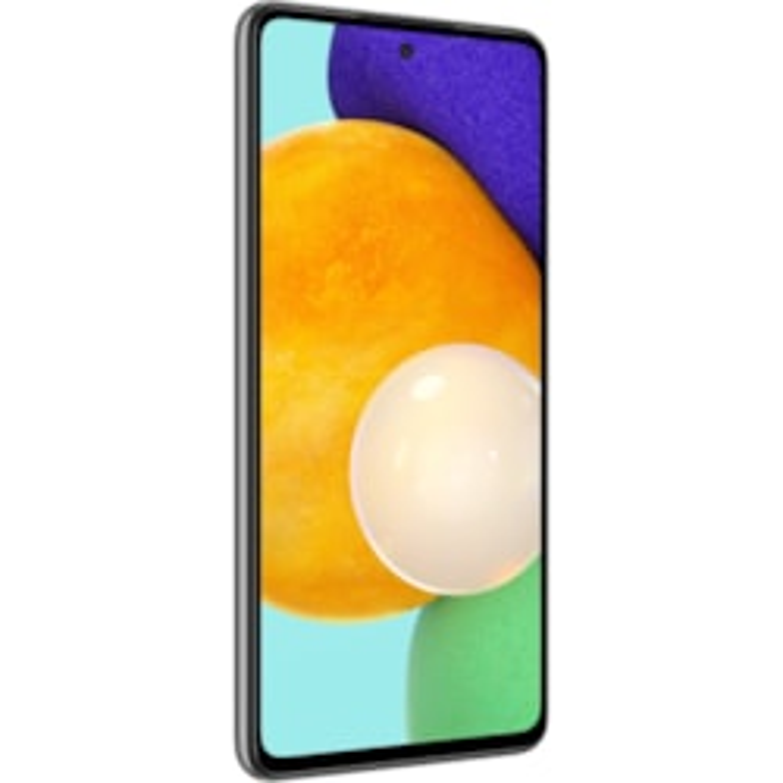 "Samsung Galaxy A52 5G SM-A526B 256 GB Smartphone - 16.5 cm (6.5"")Super AMOLED Full HD Plus 1080 x 2400 - Qualcomm Kryo 570Dual-core (2 Core) 2.20 GHz - 8 GB RAM - Android 11 - 5G - Awesome Black"