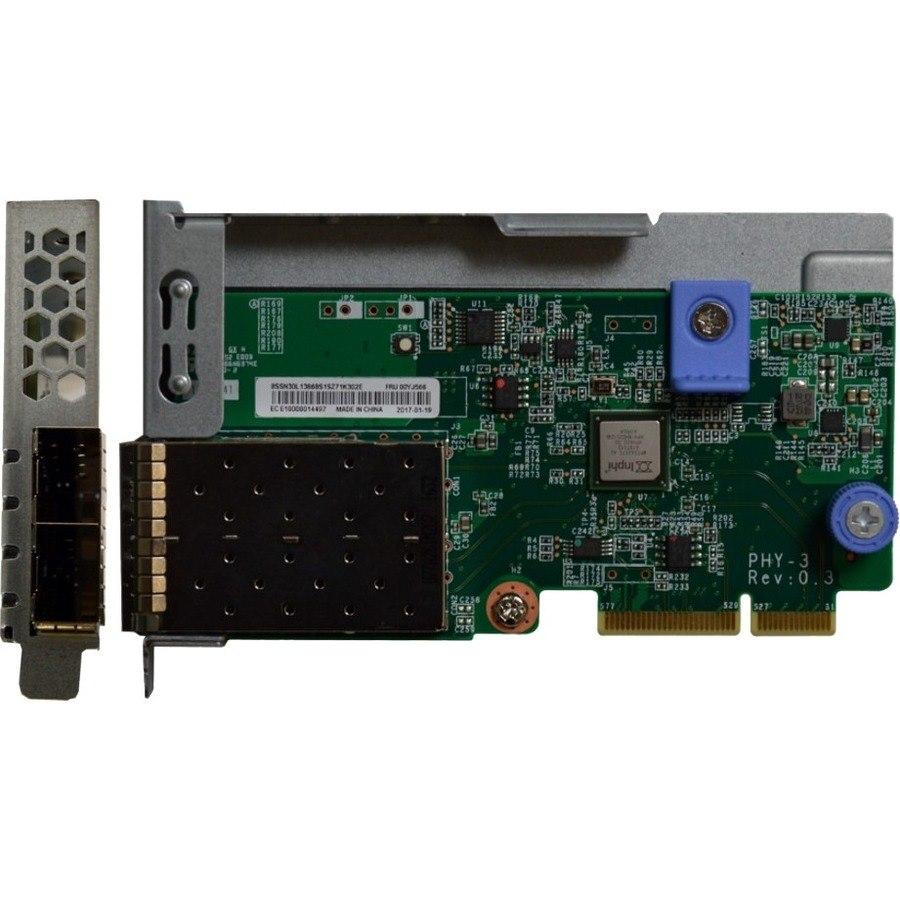 Lenovo 10Gigabit Ethernet Card for Server - 10GBase-X - Plug-in Card