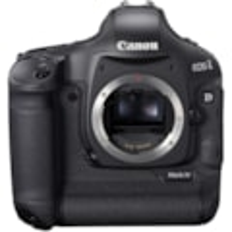 Canon EOS 1D Mark IV 16.1 Megapixel Digital SLR Camera Body Only