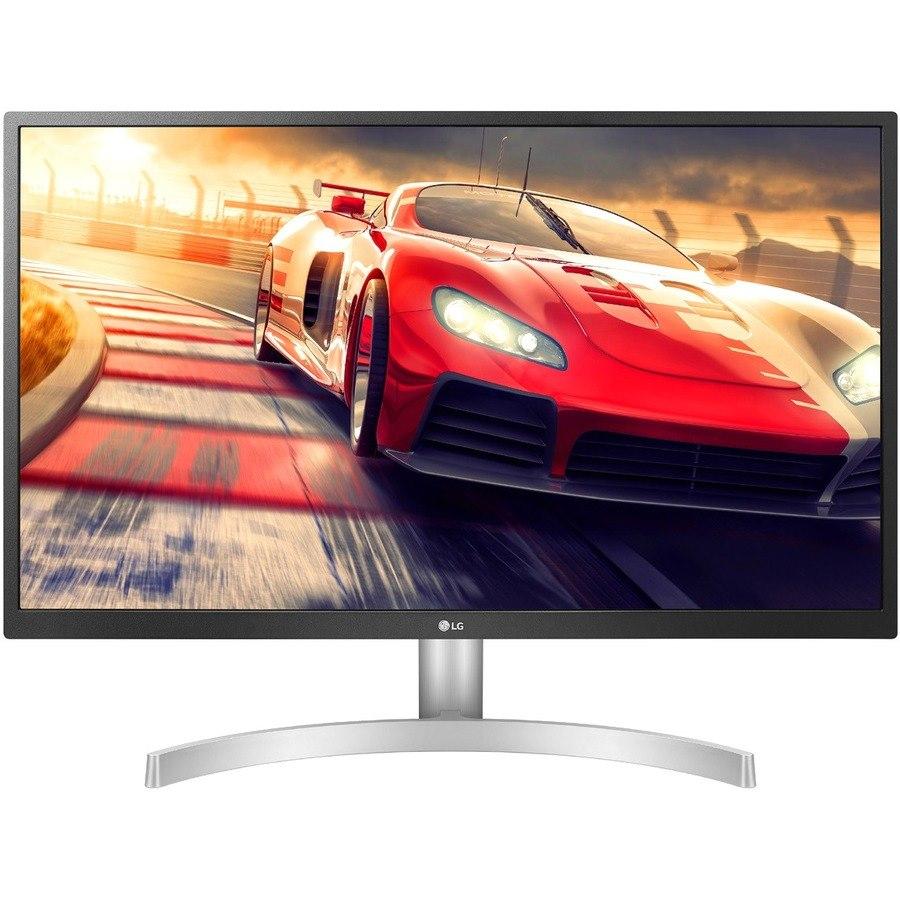 "LG 27UL500-W 68.6 cm (27"") 4K UHD LED Gaming LCD Monitor - 16:9 - White"