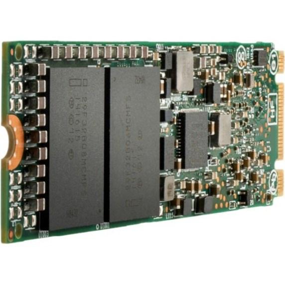 HPE 960 GB Solid State Drive - M.2 2280 Internal - SATA (SATA/600) - Read Intensive