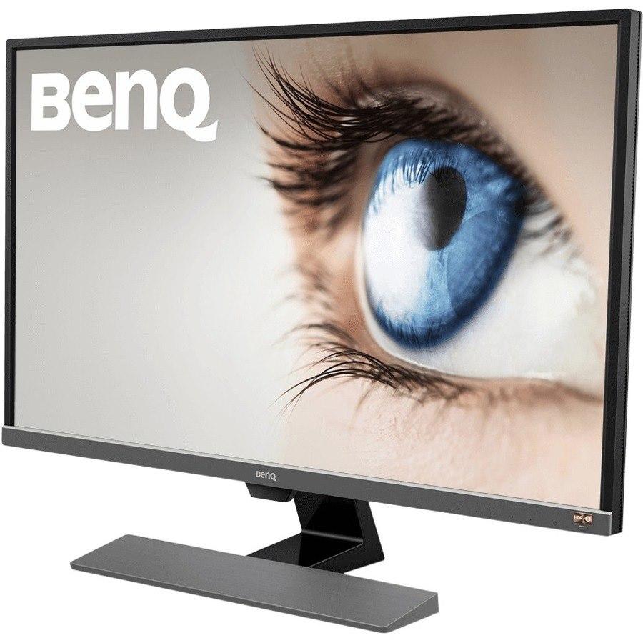 """BenQ EW3270U 80 cm (31.5"""") 4K UHD LED Gaming LCD Monitor - 16:9 - Metallic Grey"""