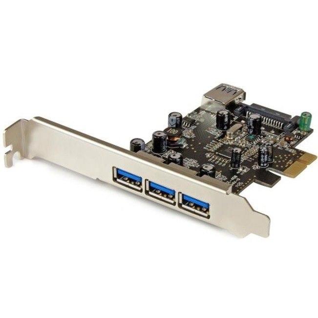 StarTech.com USB Adapter - PCI Express 2.0 x1 - Plug-in Card