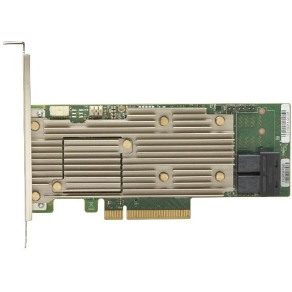 Lenovo 930-8i SAS Controller - 12Gb/s SAS - PCI Express 3.0 x8 - 2 GB Flash Backed Cache - Plug-in Card