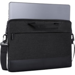 """Dell Carrying Case (Sleeve) for 35.6 cm (14"""") Notebook - Heather Dark Gray"""