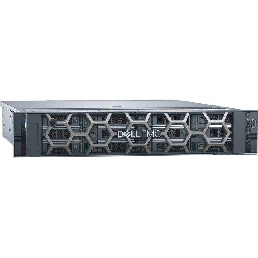 Dell EMC PowerEdge R540 2U Rack Server - 1 x Intel Xeon Silver 4208 2.10 GHz - 16 GB RAM - 1 TB HDD - 12Gb/s SAS Controller