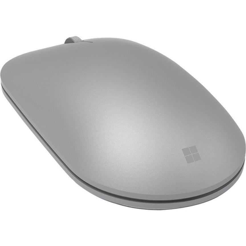 Microsoft Surface Mouse - Bluetooth - BlueTrack - Grey