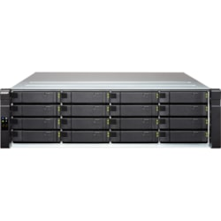 QNAP EJ1600 v2 Drive Enclosure - 12Gb/s SAS Host Interface - 3U Rack-mountable