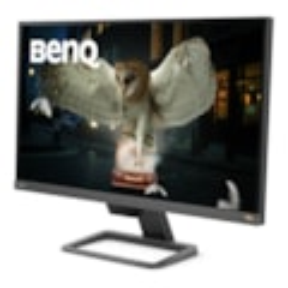 "BenQ Entertainment EW2780Q 68.6 cm (27"") WQHD WLED LCD Monitor - 16:9 - Metallic Grey"