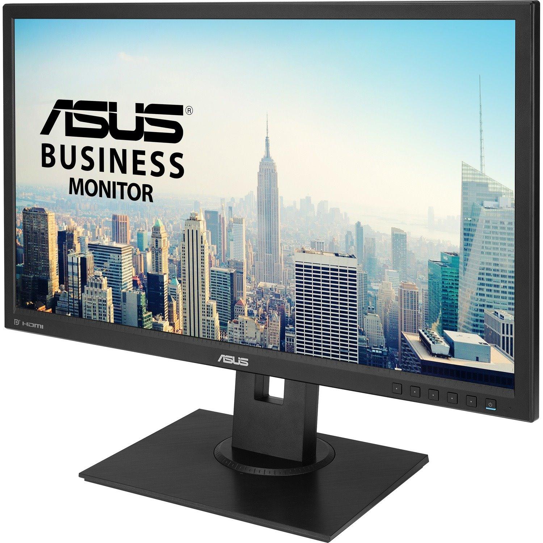"Asus BE249QLBH 60.5 cm (23.8"") Full HD LED LCD Monitor - 16:9 - Black"