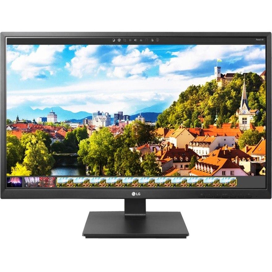 """LG 24BL650C-B 60.5 cm (23.8"""") Full HD LCD Monitor - 16:9 - TAA Compliant"""