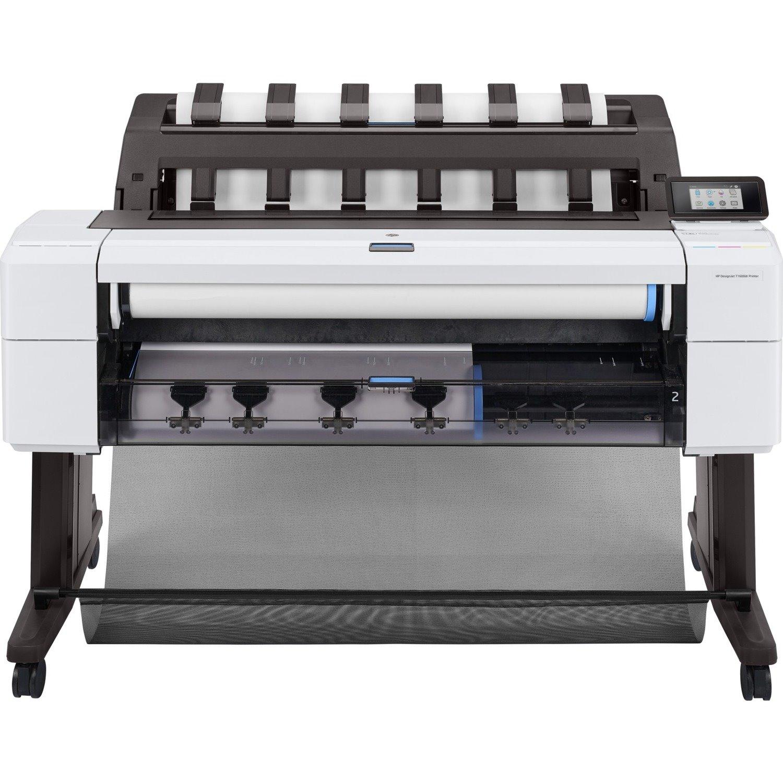 "HP Designjet T1600dr PostScript Inkjet Large Format Printer - 914.40 mm (36"") Print Width - Colour"