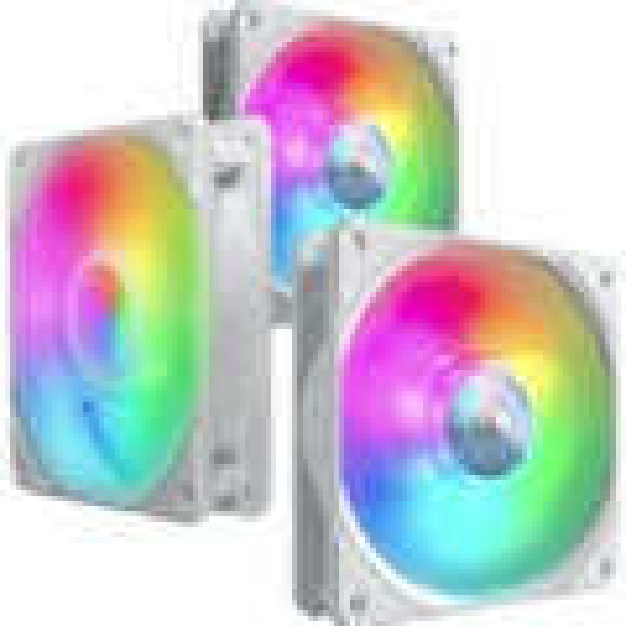 Cooler Master SickleFlow Cooling Fan - Case, Processor, Motherboard, Chassis