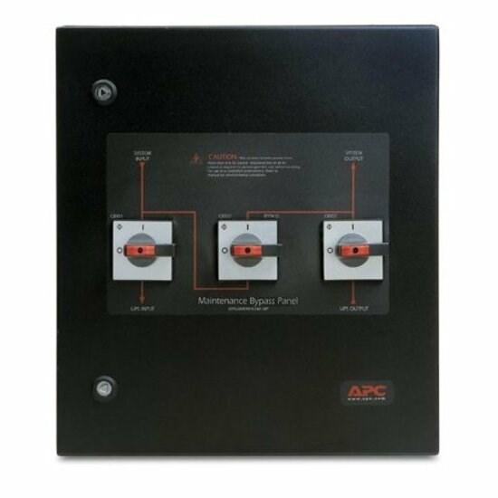 APC by Schneider Electric SBPSU30K40HC1M1-WP Bypass Panel