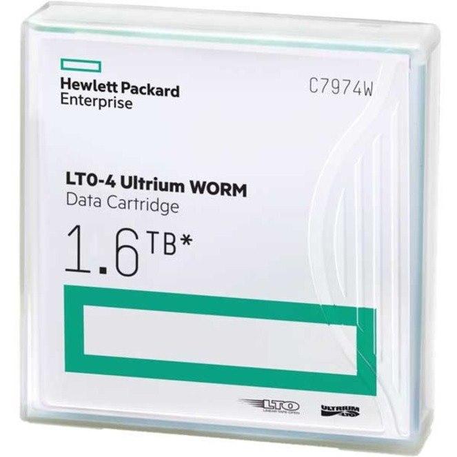 HPE LTO Ultrium 4 WORM Tape Cartridge