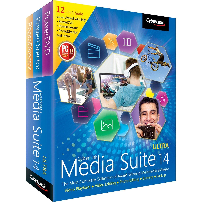 Cyberlink Media Suite v.14.0 Ultra