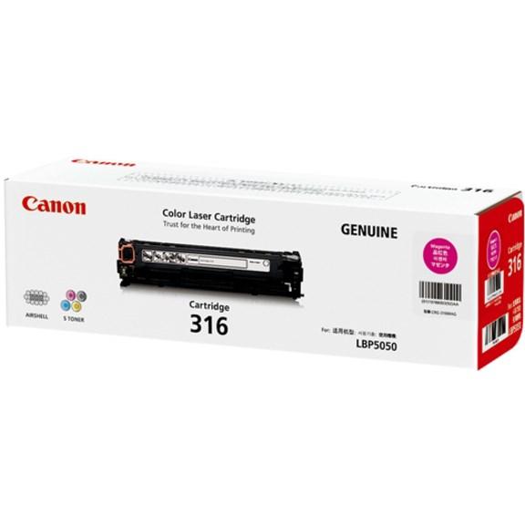 Canon CART318M Original Toner Cartridge - Magenta