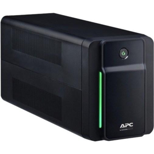 APC by Schneider Electric Back-UPS Line-interactive UPS - 750 VA/410 W