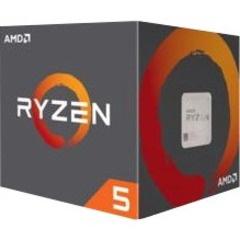 AMD Ryzen 5 2600 Hexa-core (6 Core) 3.40 GHz Processor - Retail Pack