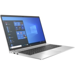 "HP ProBook 450 G8 39.6 cm (15.6"") Notebook - HD - 1366 x 768 - Intel Core i5 (11th Gen) i5-1135G7 Quad-core (4 Core) 2.40 GHz - 8 GB RAM - 256 GB SSD - Pike Silver Aluminum"