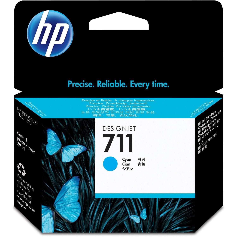 HP 711 Original Ink Cartridge - Cyan