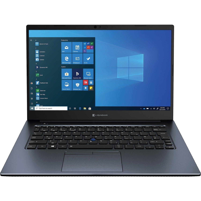 """Dynabook Portege X40-J 35.6 cm (14"""") Notebook - Full HD - 1920 x 1080 - Intel Core i5 (11th Gen) i5-1135G7 - 8 GB RAM - 256 GB SSD"""