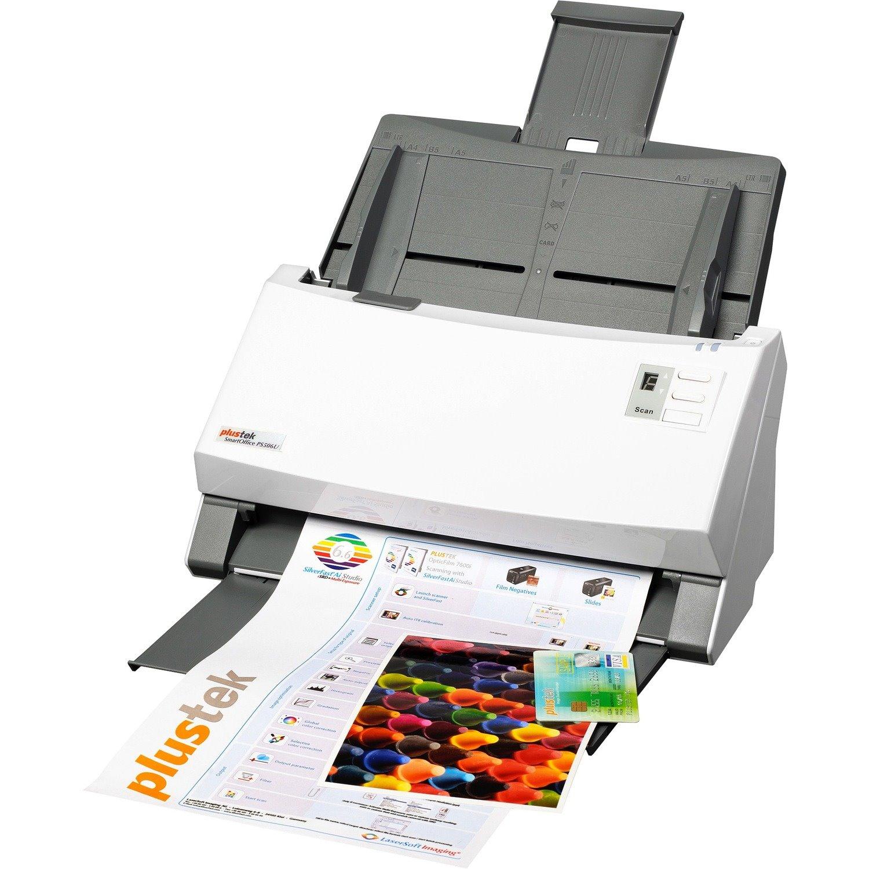 Plustek SmartOffice PS506U Sheetfed Scanner - 600 dpi Optical