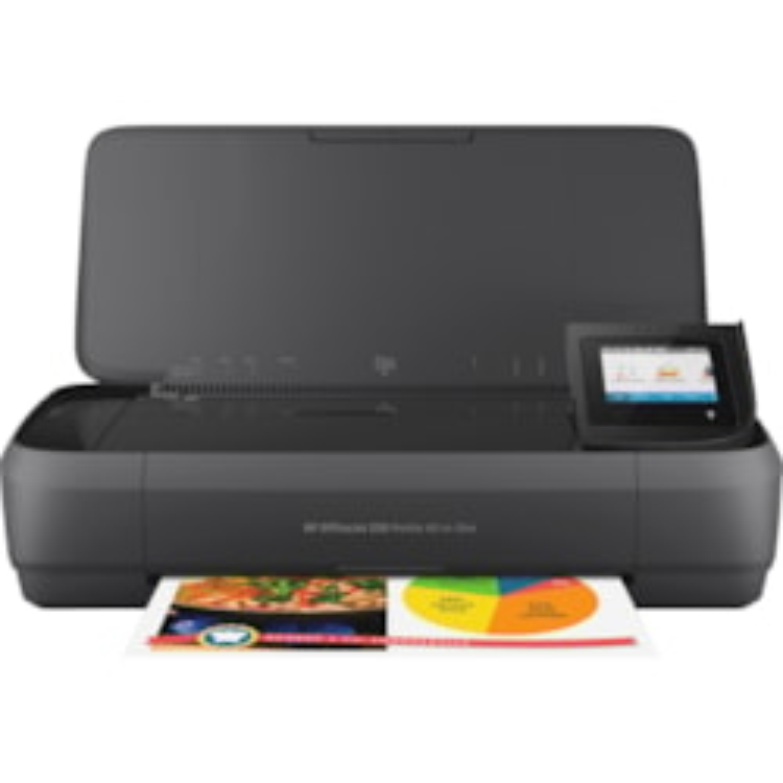HP Officejet 250 Wireless Inkjet Multifunction Printer - Colour