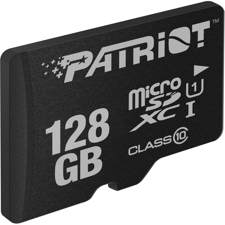 Patriot Memory 128 GB Class 10/UHS-I (U1) microSDXC - 1 Pack