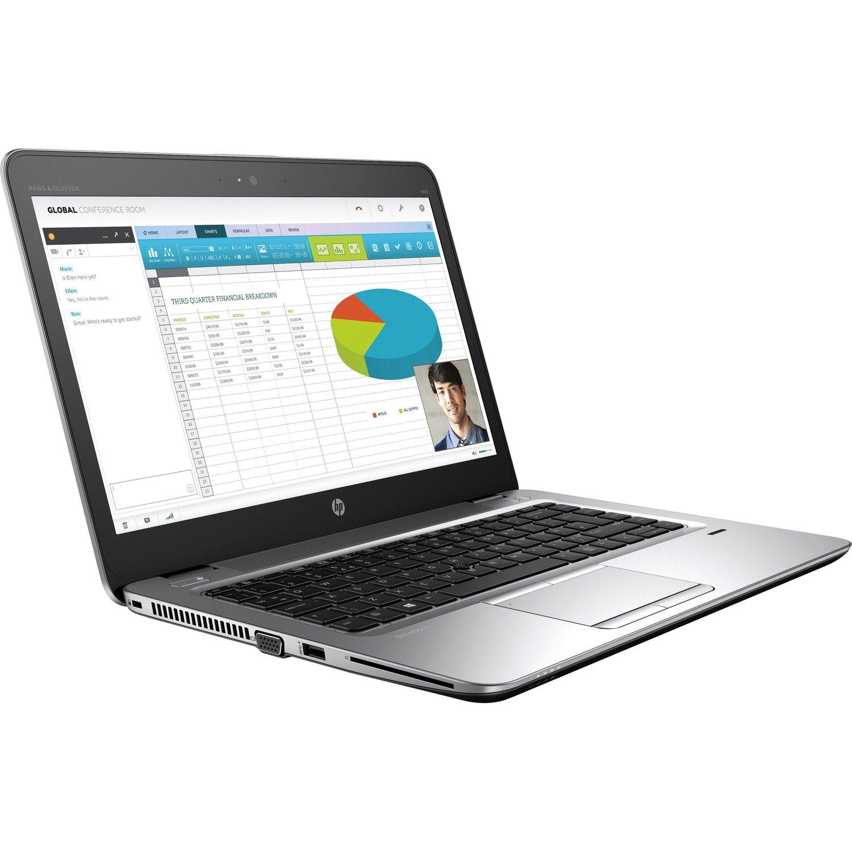 "HP mt42 35.6 cm (14"") Thin Client Notebook - 1920 x 1080 - AMD A-Series A8-8600B Quad-core (4 Core) 1.60 GHz - 4 GB RAM - 32 GB SSD"