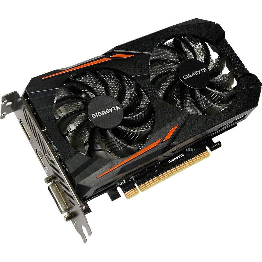 Gigabyte NVIDIA GeForce GTX 1050 Ti Graphic Card - 4 GB GDDR5