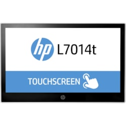 """HP L7014t 35.6 cm (14"""") LED Touchscreen Monitor - 16:9 - 16 ms"""