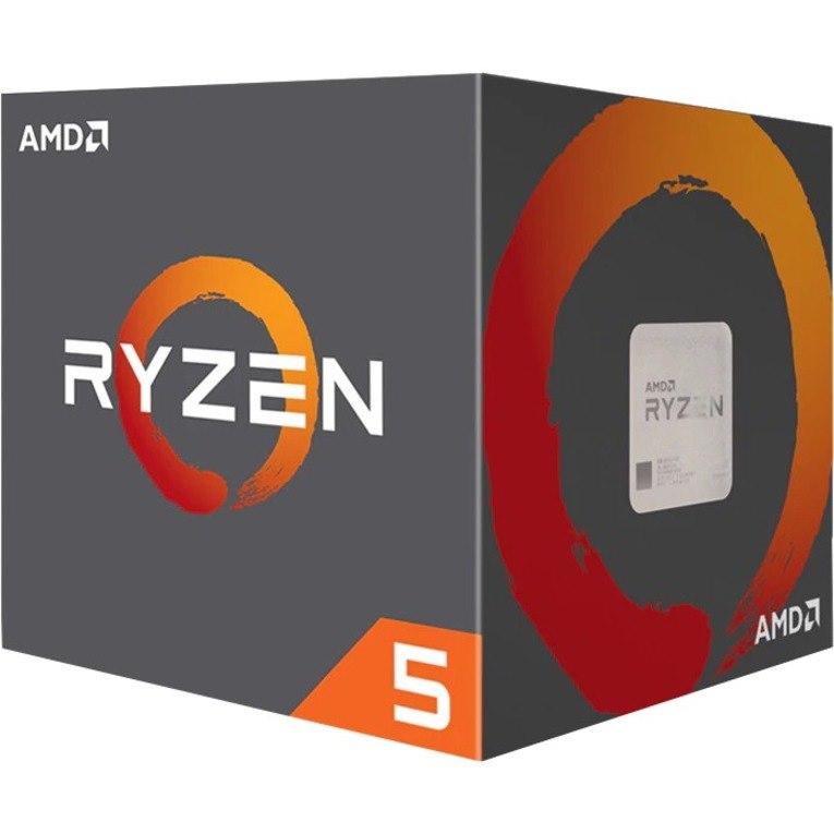AMD Ryzen 5 1600 Hexa-core (6 Core) 3.20 GHz Processor - Retail Pack