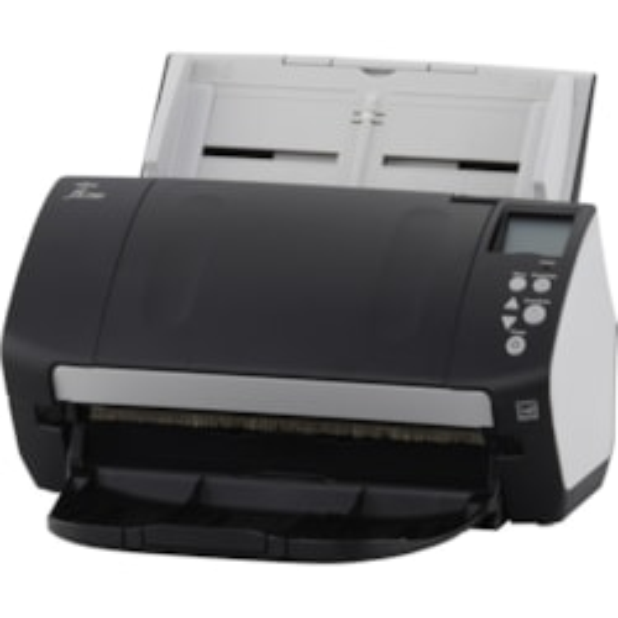 Fujitsu fi-7160 Trade Compliant Professional Desktop Color Duplex Document Scanner with Auto Document Feeder (ADF)