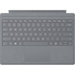 Microsoft Signature Keyboard/Cover Case Microsoft Surface Pro 6, Surface Pro 7 Tablet - Charcoal