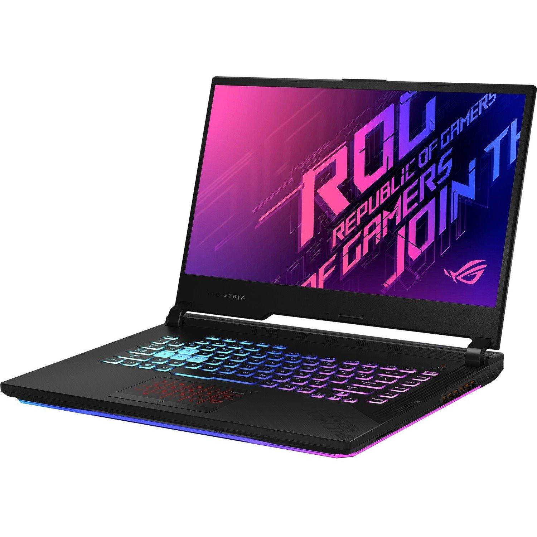 "Asus ROG Strix G15 G512LV-HN037T 39.6 cm (15.6"") Gaming Notebook - Full HD - 1920 x 1080 - Intel Core i7 (10th Gen) i7-10750H Hexa-core (6 Core) 2.60 GHz - 16 GB RAM - 512 GB SSD - Stealth Black"