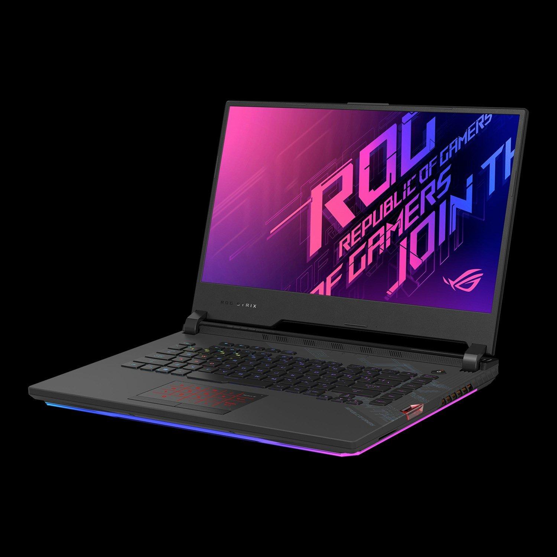 "Asus ROG Strix SCAR 15 G532LW-AZ056T 39.6 cm (15.6"") Gaming Notebook - Full HD - 1920 x 1080 - Intel Core i7 (10th Gen) i7-10875H Octa-core (8 Core) 2.30 GHz - 8 GB RAM - 1 TB SSD - Black"
