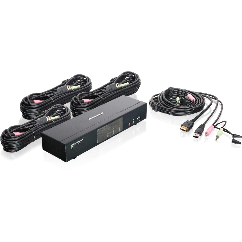 IOGEAR MiniView KVM Switchbox - TAA Compliant